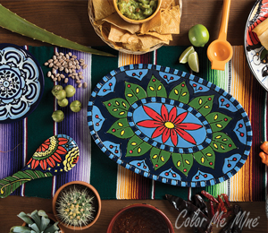 Burbank Talavera Tableware