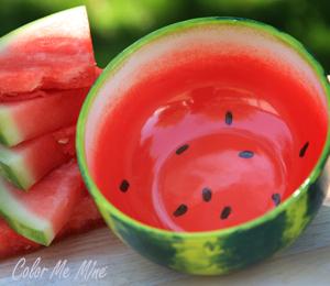 Burbank Watermelon Bowl