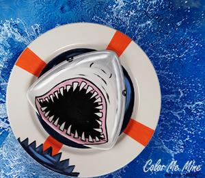 Burbank Shark Attack!